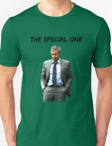 Jose Mourinho The Special one  (Red T-shirt, Phone Case & more) T-Shirt