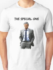 Jose Mourinho The Special one  (Red T-shirt, Phone Case & more) Unisex T-Shirt