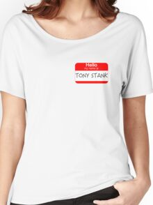 Are you Tony Stank? Women's Relaxed Fit T-Shirt