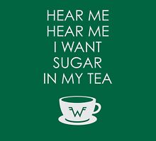 I Want Sugar in My Tea Classic T-Shirt