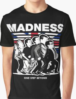 MADNESS : ONE STEP BEYOND Graphic T-Shirt
