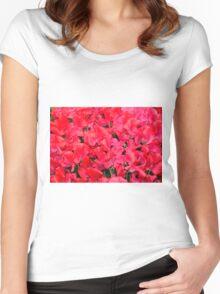 Fields of Fire Women's Fitted Scoop T-Shirt