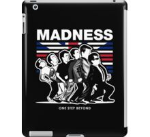 MADNESS : ONE STEP BEYOND iPad Case/Skin