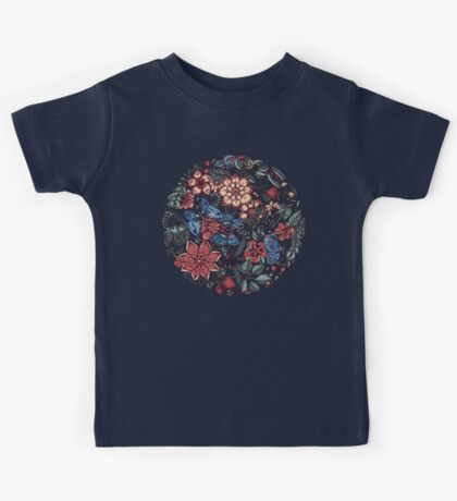 Circle of Friends in Colour Kids Tee