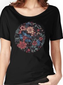 Circle of Friends in Colour Women's Relaxed Fit T-Shirt