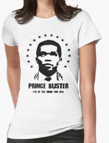 PRINCE BUSTER Womens Fitted T-Shirt