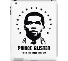 PRINCE BUSTER iPad Case/Skin
