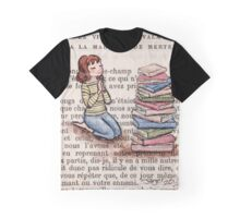 Book Worship Graphic T-Shirt