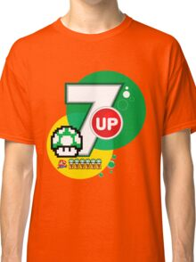 The 7 lives of Mario Classic T-Shirt