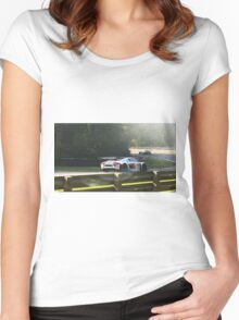 Blancpains GT Racing - Brands Hatch Women's Fitted Scoop T-Shirt