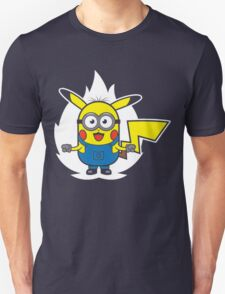 Pikachu vs Minion ( Minichu ) T-Shirt