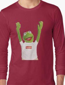 Kermit Happy Long Sleeve T-Shirt
