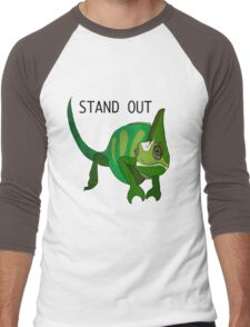 Stand Out Men's Baseball ¾ T-Shirt