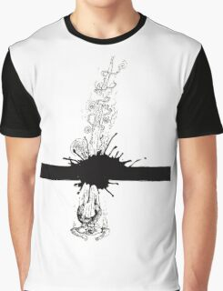 Ink Splash! Graphic T-Shirt