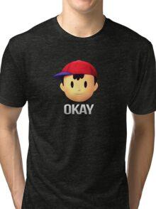 Ness - Okay Tri-blend T-Shirt