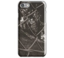 Fenced Off iPhone Case/Skin