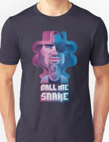 Snake Plissken (Escape From New York) Unisex T-Shirt