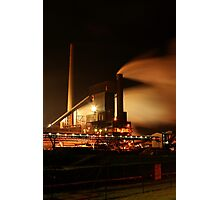 Steelworks Photographic Print