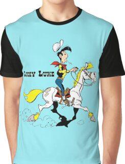luckyluke Graphic T-Shirt