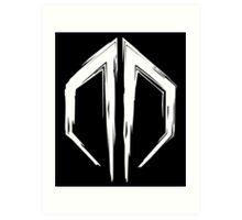 Destroid Logo Art Print