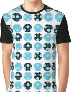 dots background  Graphic T-Shirt