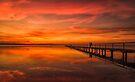 Long Jetty Sunset by yolanda