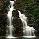 Clover Green Falls by Ken Boxsell