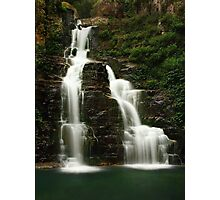 Clover Green Falls Photographic Print