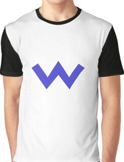 Wario Symbol Graphic T-Shirt
