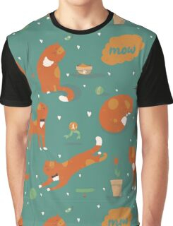 Ginger cats Graphic T-Shirt