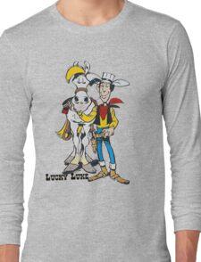 luckyluke Long Sleeve T-Shirt