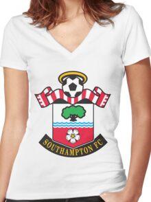 Southampton Women's Fitted V-Neck T-Shirt