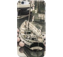 Little Boat - Cornwall iPhone Case/Skin