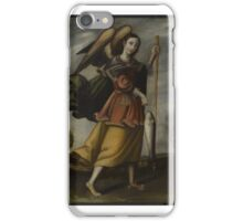 Unknown. Archangel Raphael, late 17th or early 18th century iPhone Case/Skin