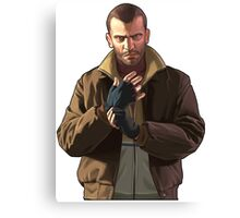 Gta 5 Canvas Print