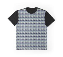 Train, blurred in colour (three of three) Graphic T-Shirt