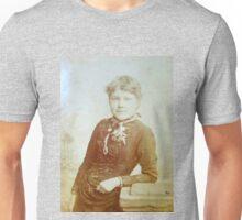 1850 lovely lady. Unisex T-Shirt