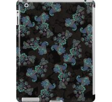 Traditional flower illustration seamless pattern. Eastern style traditional design iPad Case/Skin
