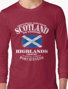 Scotland - Highlands Long Sleeve T-Shirt