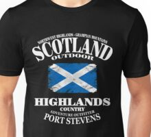 Scotland - Highlands Unisex T-Shirt