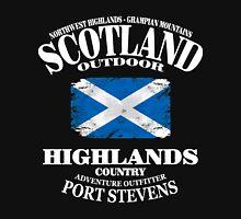 Scotland - Highlands Unisex T-Shirt