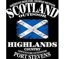 Scotland - Highlands Photographic Print