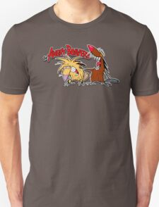 smille Angry Beavers Unisex T-Shirt