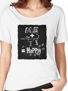 The Happiness Equation Women's Relaxed Fit T-Shirt