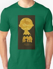 charlie brown zigzag art Unisex T-Shirt