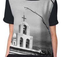 Mortuary Chapel Chiffon Top
