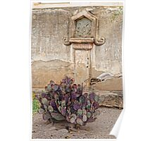 Nopal at Station Of The Cross Poster