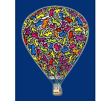 Festival Ballooning - baby Keith Photographic Print