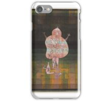 Ventriloquist and Crier in the Moor ,  Paul Klee iPhone Case/Skin