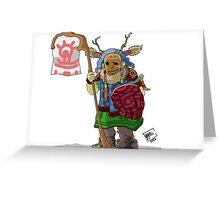 Enchantressesy Greeting Card